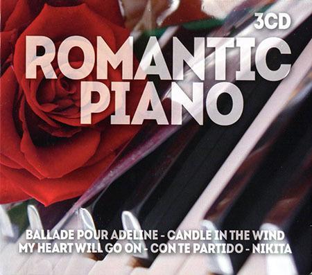 Richard Clayderman and The Ray Hamilton Orchestra - Romantic Piano (2014)